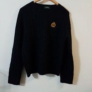 Ralph Lauren 100% lambswool sweater